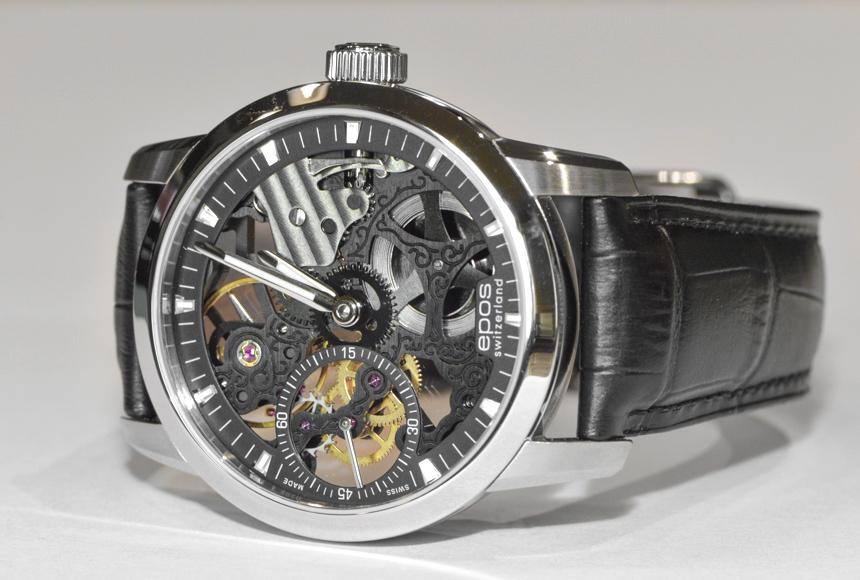 065703ba Epos - один из часовых брендов, не имеющий признания среди широкого круга  энтузиастов часов, но обладающий лояльными последователями.