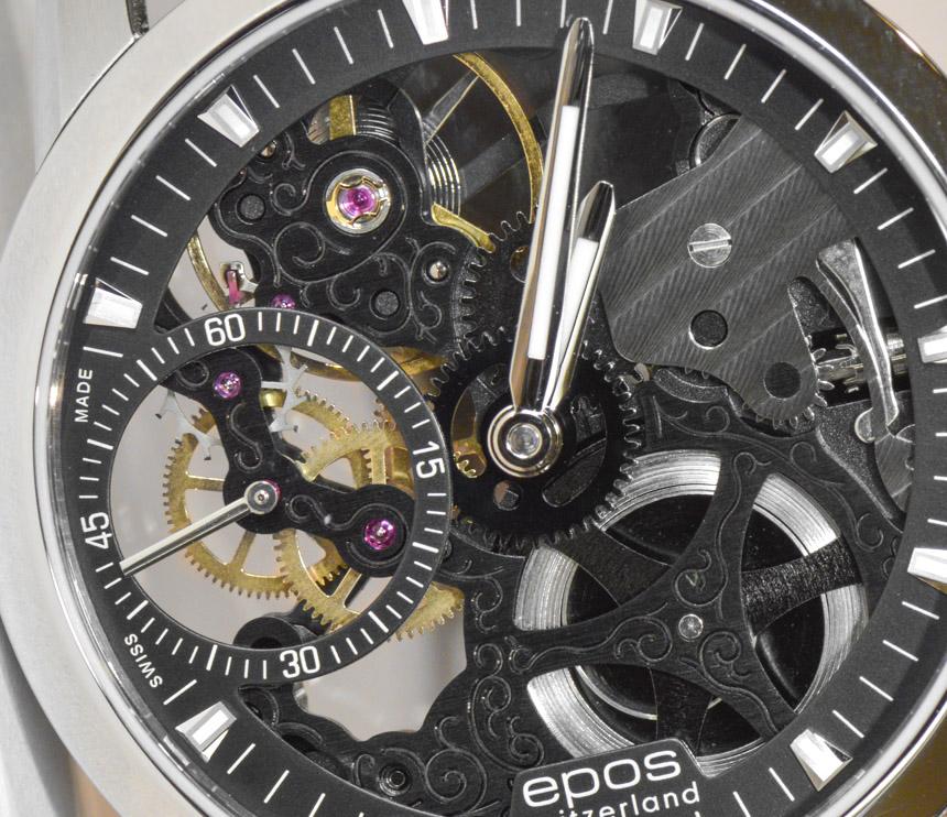 9f918cc2 Epos - собственность независимой часовой группы, основанной в 1983 году  Питером Хофером. Подобно многим приверженцам классических часовых канонов  того ...