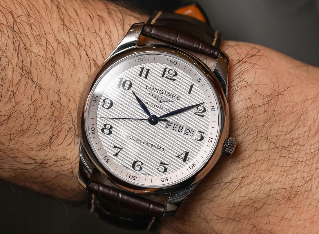 Популярные швейцарские часы longines