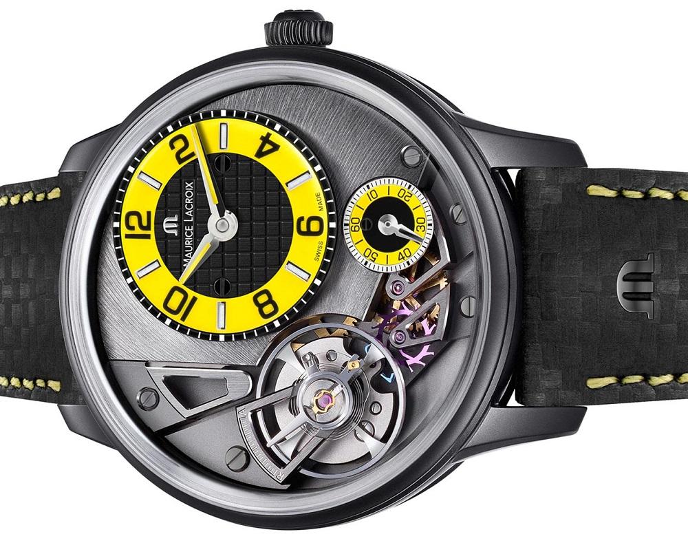 c4a2fcbf ... которые не оставляют равнодушным абсолютно никого можно отнести новые  часы от Maurice Lacroix - Masterpiece Gravity Limited Edition, это  обновленная ...