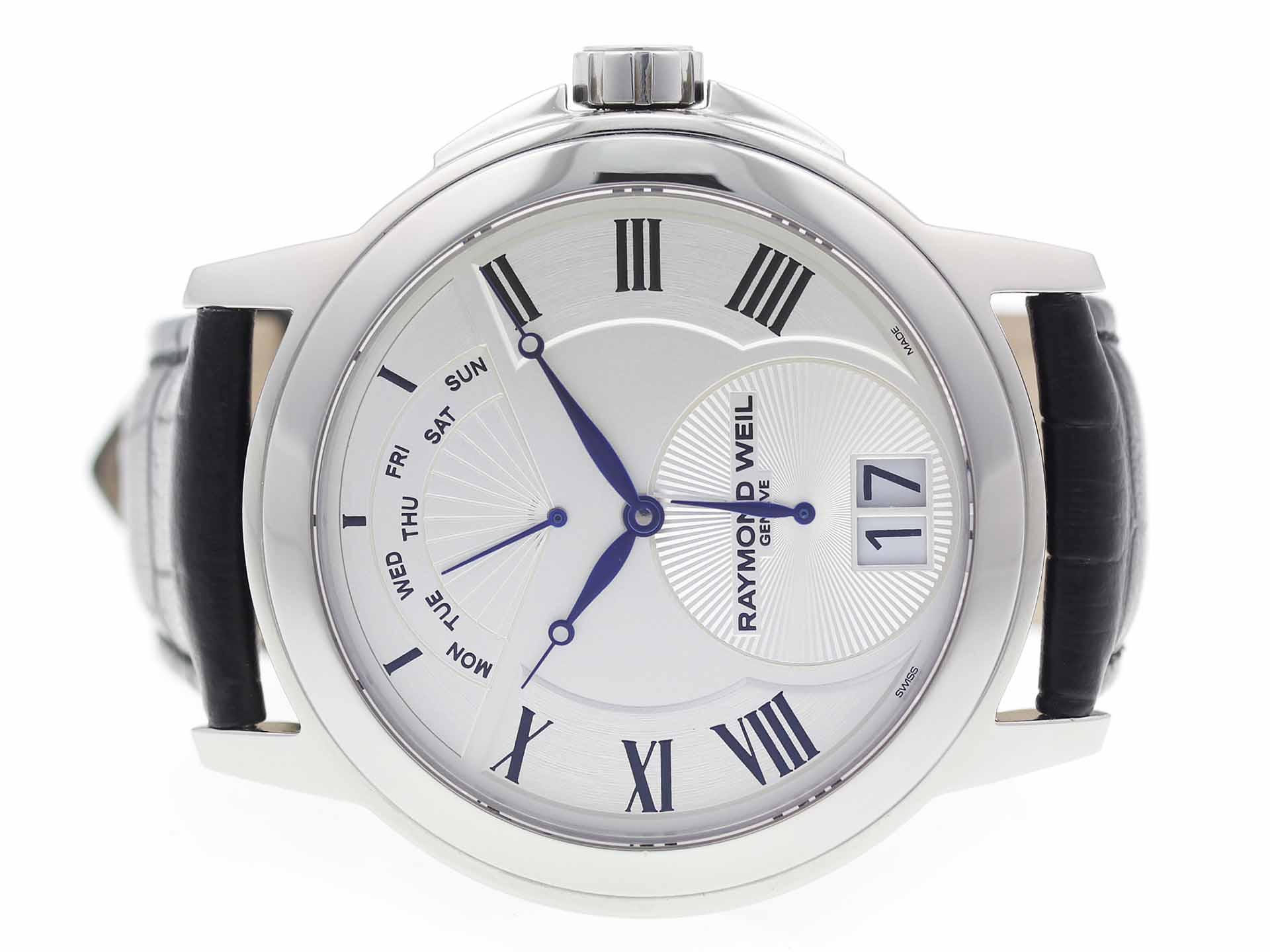 8815ce35 Raymond Weil – это бренд, который служит неоспоримым доказательством того,  что приобретение хорошо сконструированных точных швейцарских часов не ...