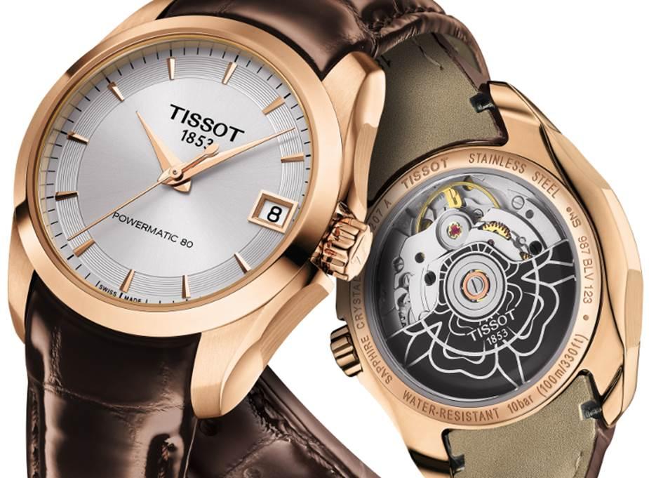 Швейцарские часы tissot ttrendcouturier